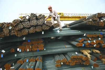 中西部钢市收市盘点:14日政策调控  期货高位回调  现货价格松动